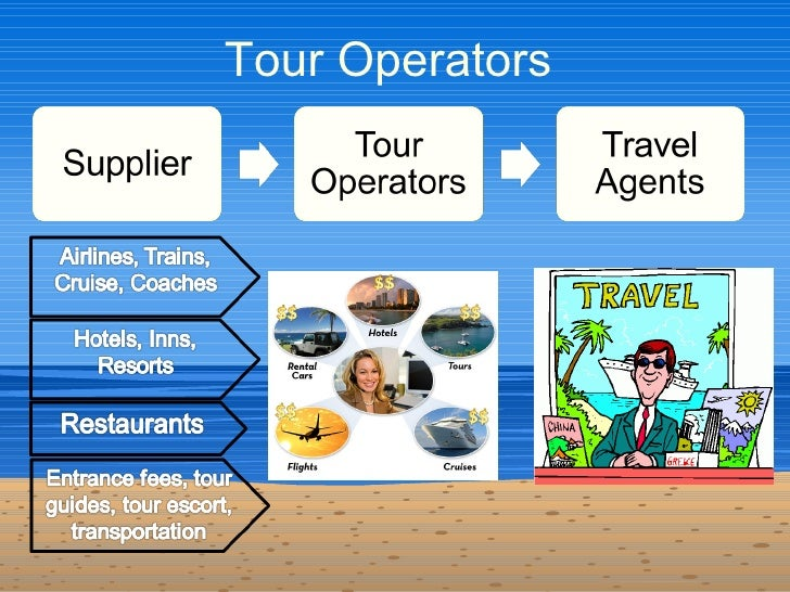 Business plan tour operator