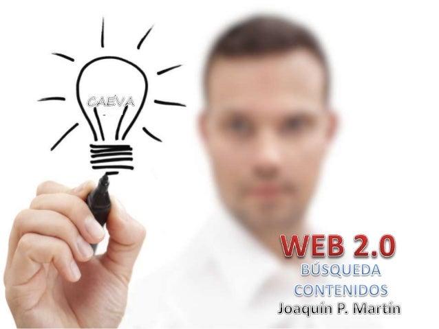 Introducción a la Web 2.0 en Educación