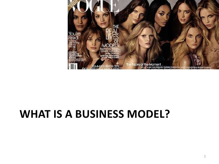 02 What Is A Business Model