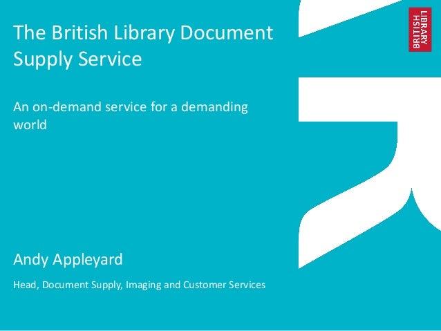 British thesis service british library