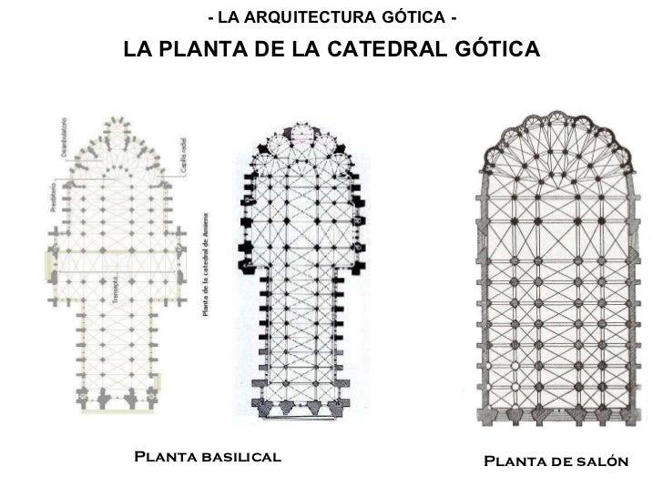 planta basilical planta de salón la planta de la catedral