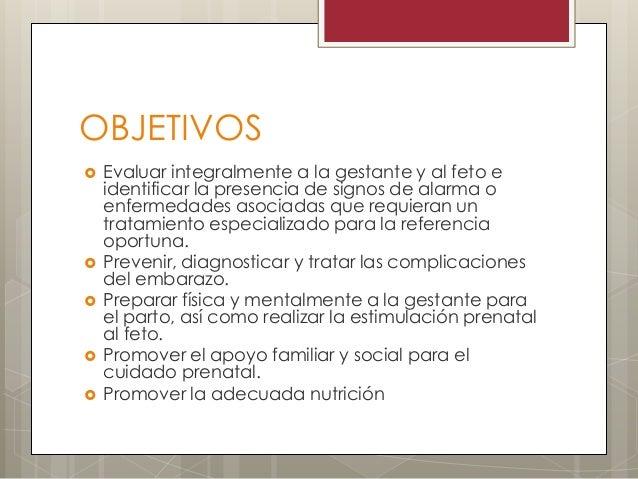Control Prenatal y Embarazo de Alto Riesgo - es.scribd.com