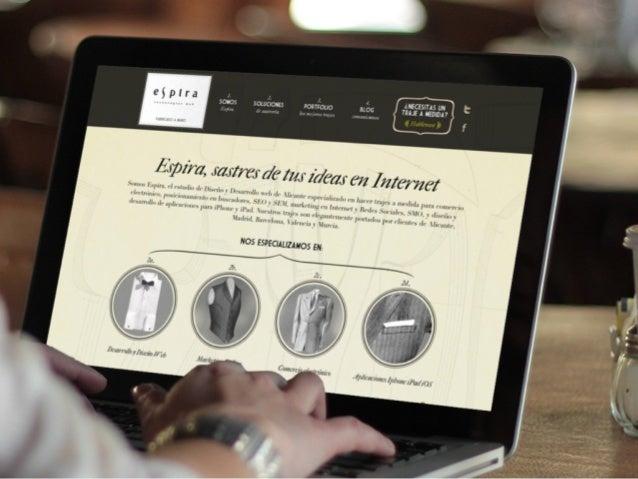 Seguimiento de objetivos de marketing en el sector calzado ainhoa j - Viveros amoros ...