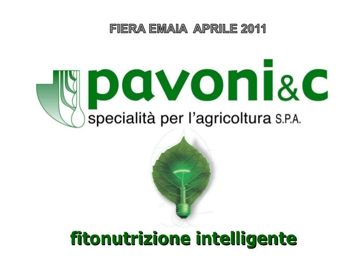 Fitonutrizione intelligente - a cura di Francesco Gentile