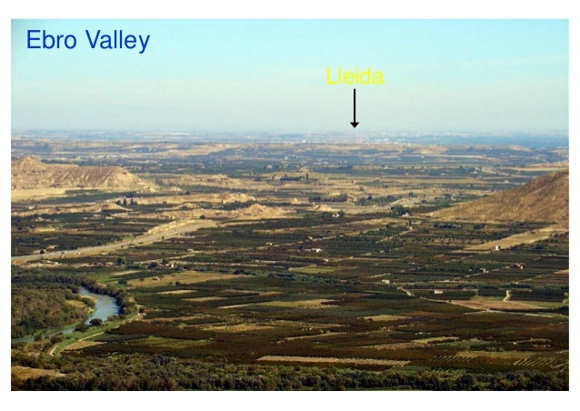 Ebro Valley Spain 5 Lleida Ebro Valley