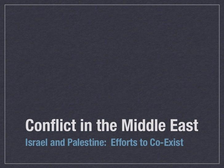 03 - Israel-Palestine