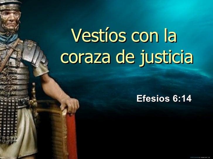 03  La Armadura  Justicia