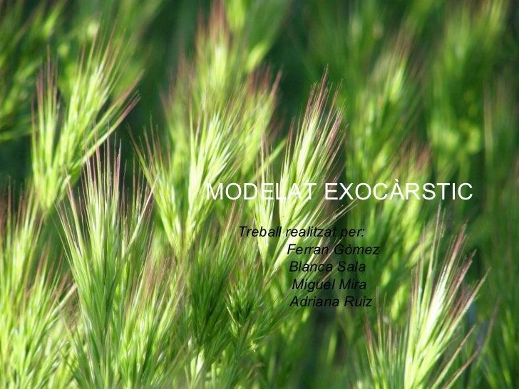 03   modelatge exocàrstic (fbma)