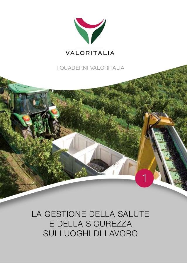 03   ohsas - valoritalia quaderno-sicurezza_valoritalia