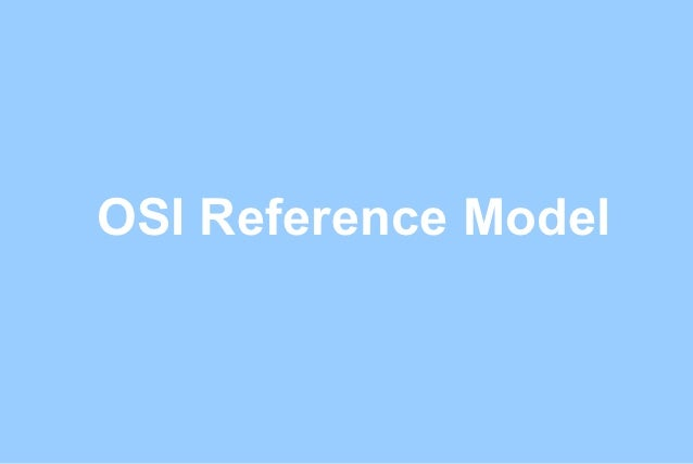 03. osi reference-layer
