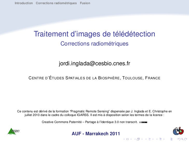 AUF 11 - 03 Radiometrie