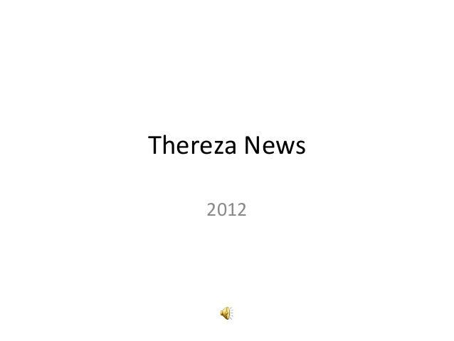 Thereza News    2012