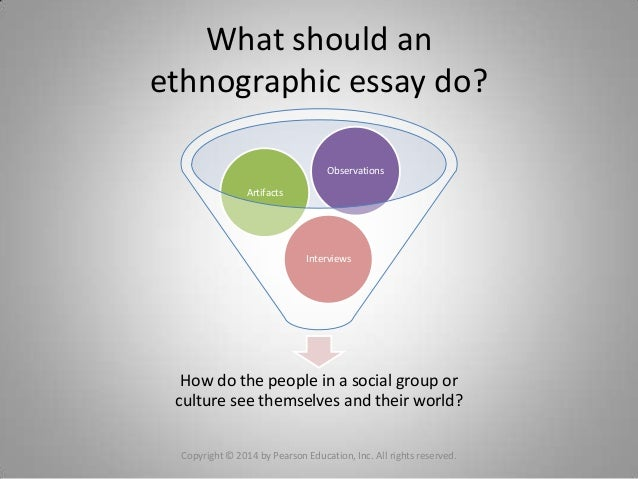 social group essay