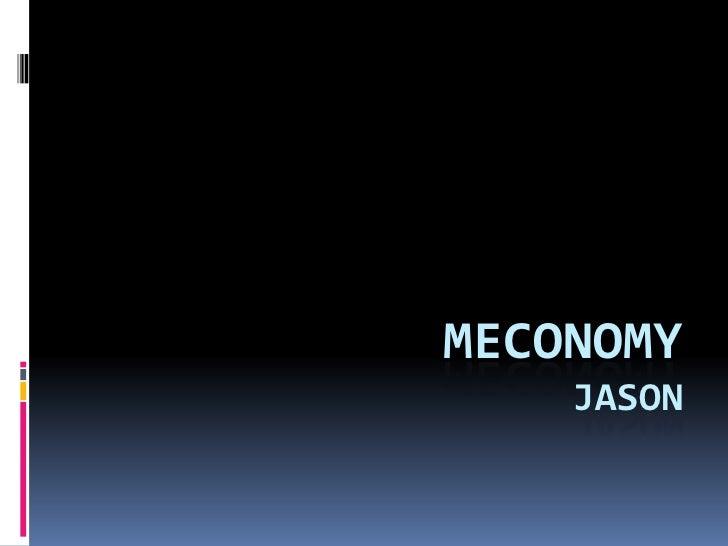 MECONOMY     JASON