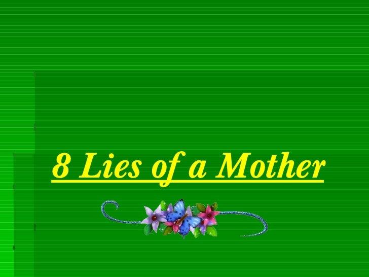 03  8 lies of a mother