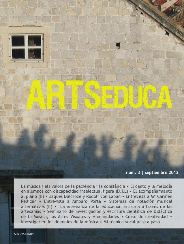 03 artseduca septiembre 2012
