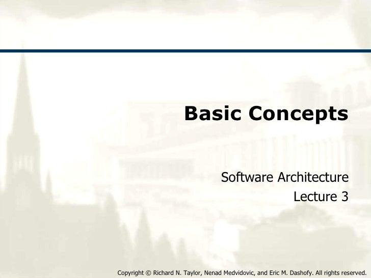 03 basic concepts