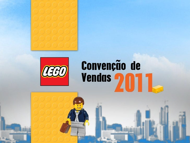 Lego - PowerPoint Conceitual