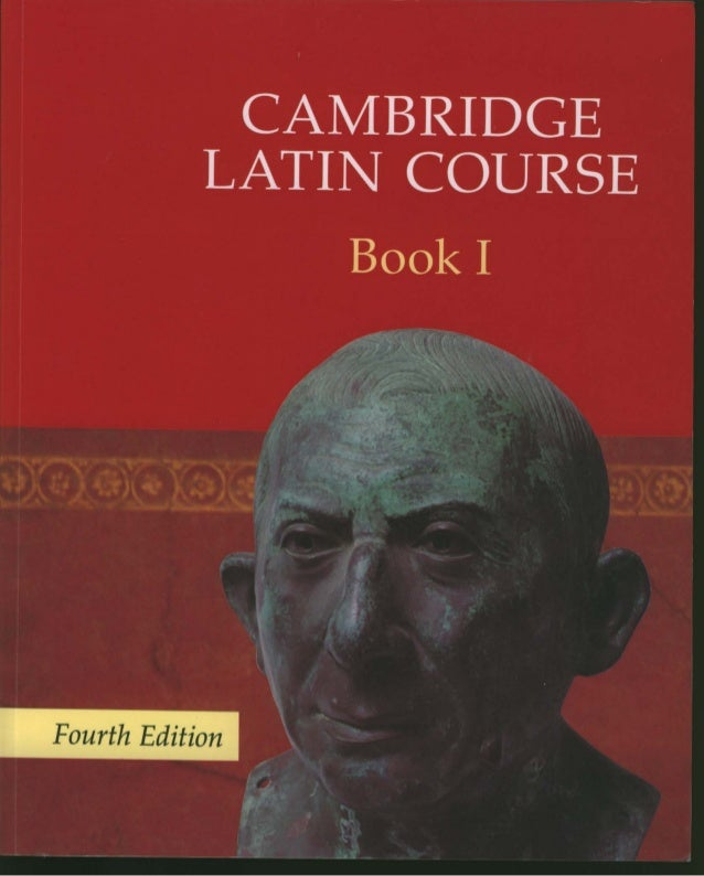 Cambridge latin course book -1