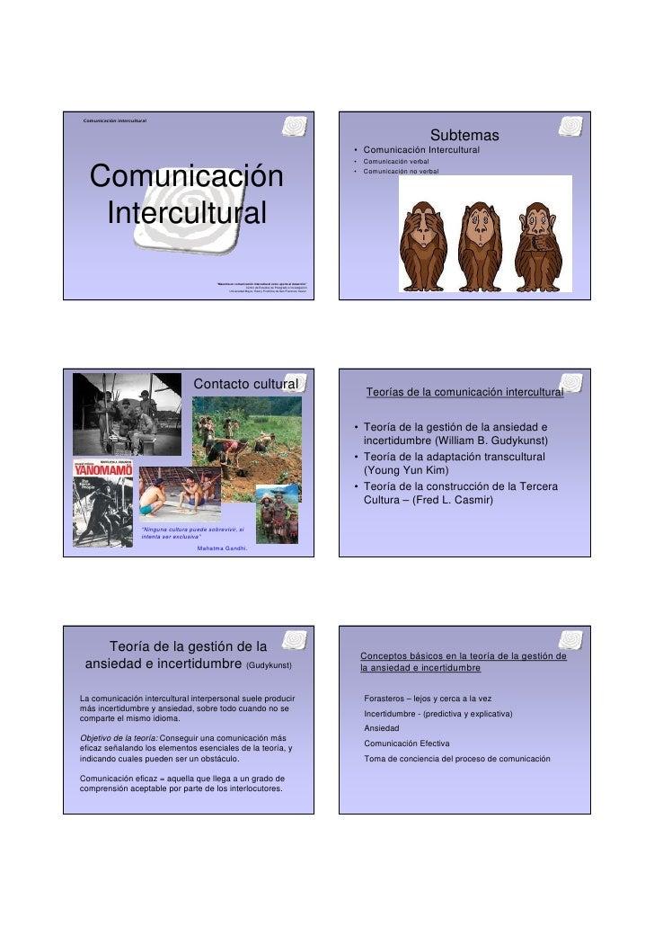 03 ComunicacióN Intercultural 2009