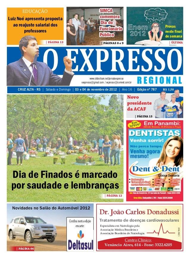 EDUCAÇÃO                                               SIMCALuiz Noé apresenta proposta                                   ...