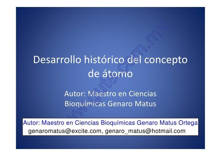 x                                          . m    Desarrollo histórico del concepto                                    om ...