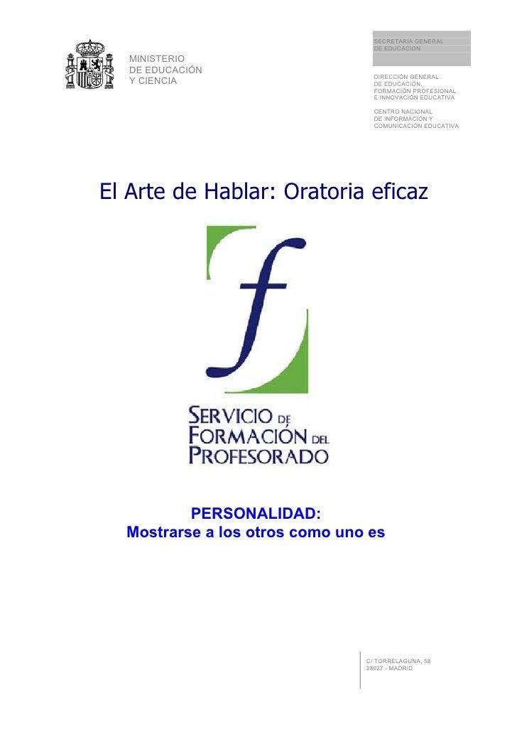 SECRETARÍA GENERAL                                   DE EDUCACIÓN    MINISTERIO    DE EDUCACIÓN                           ...
