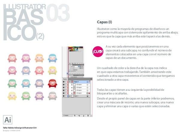 BAS 03ILLUSTRATORICO                                            Capas (I)                                            Illus...