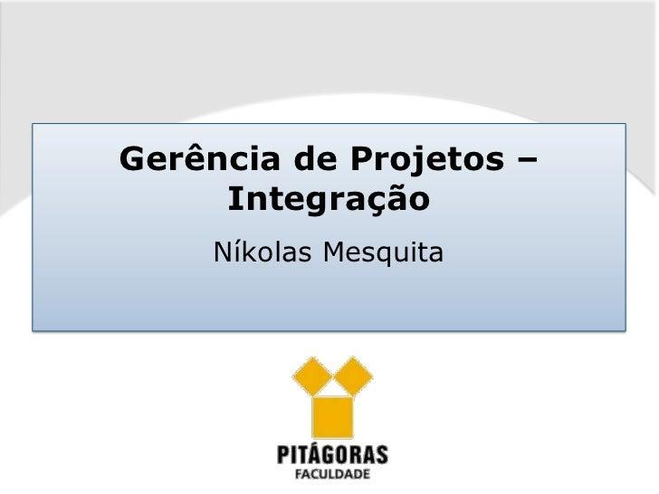 03 integração    pitagoras