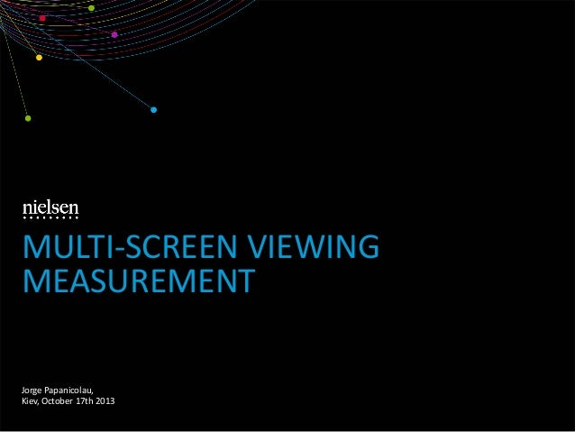 New Capabilities of TV Audience Measurement