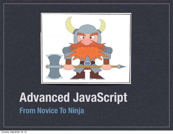 03 Advanced JavaScript