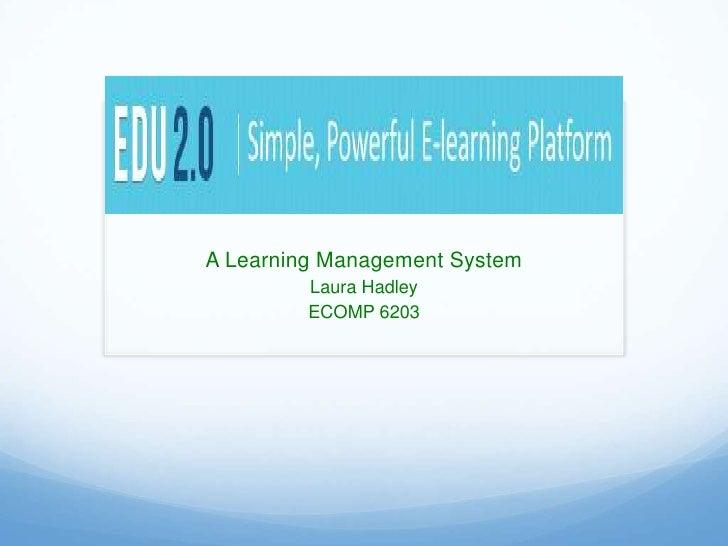 Edu 2.0 Online Collaboration