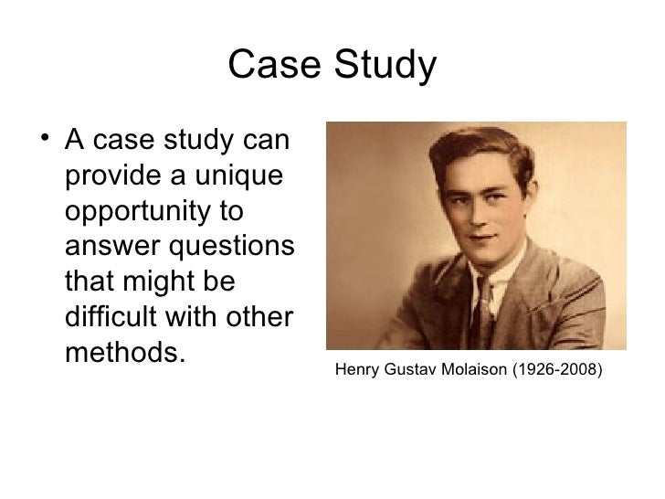 case study method in psychology 5)case study method - download as powerpoint presentation (ppt / pptx), pdf file (pdf), text file (txt) or view presentation slides online.