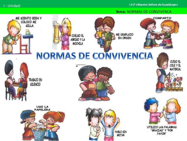 Nivel Inicial Normas De Convivencia | apexwallpapers.com