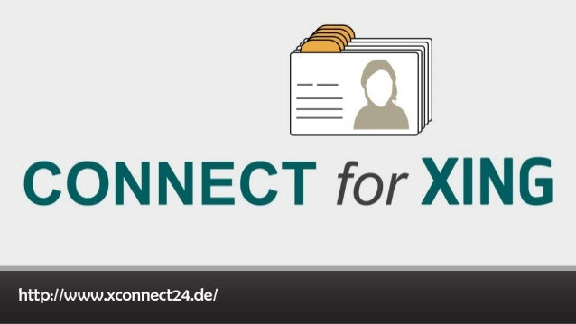 CONNECT for XING