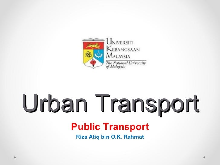 03 public transport