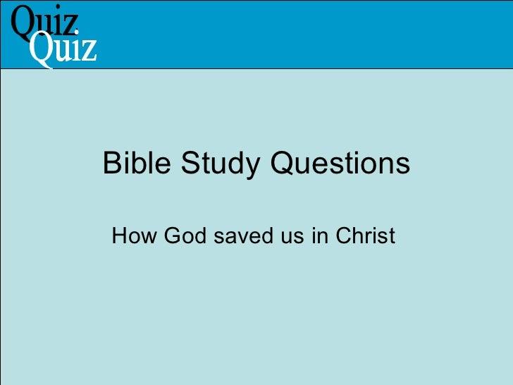 03 quiz in_christ