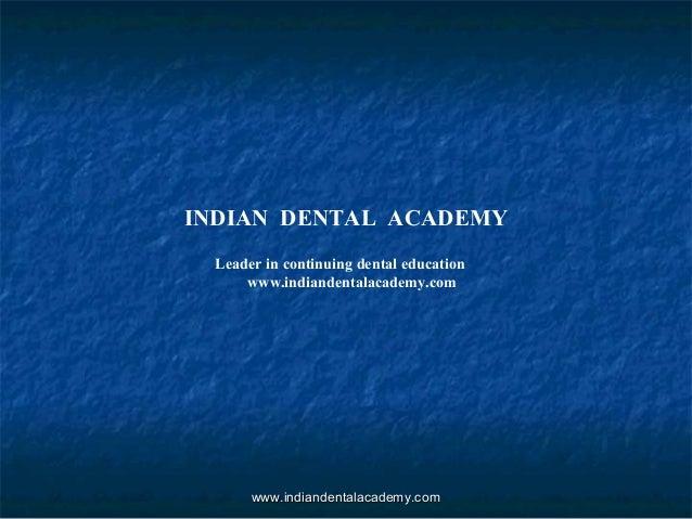 solid freeform prosthesis  / academy of fixed orthodontics