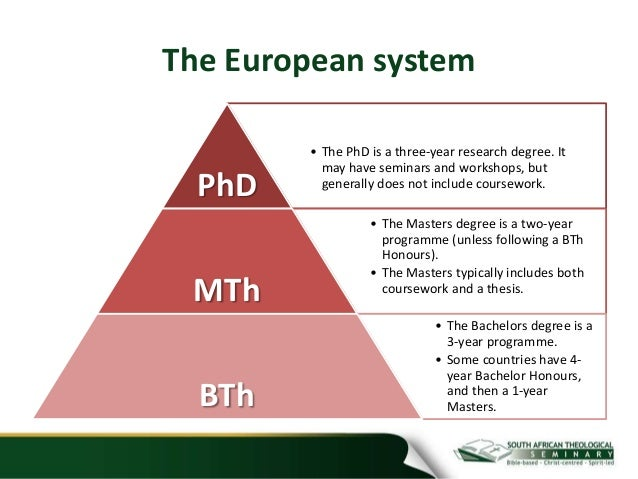 Phd or masters