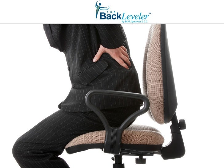 The Back Leveler - Back Pain Relief Equipment