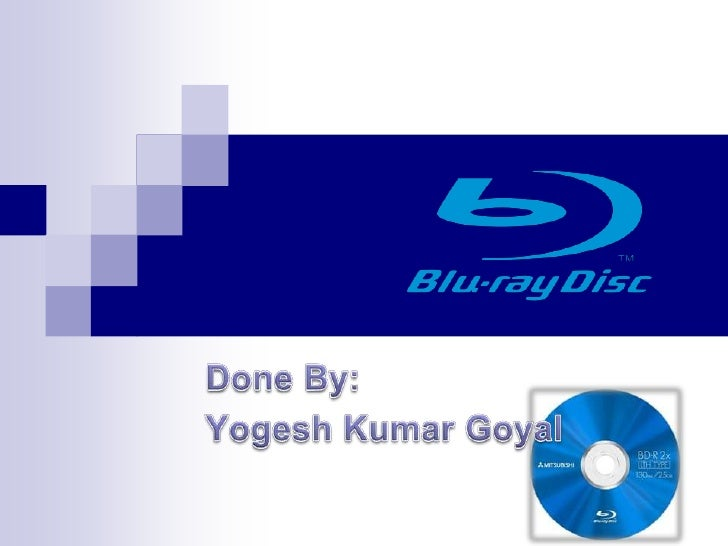 Blu ray disc complete