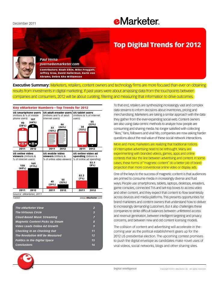Group 4 - Digital Trends