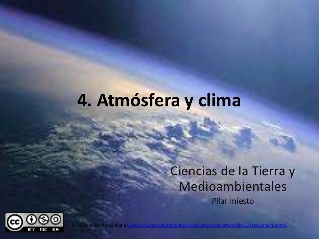 04 Atmósfera y clima