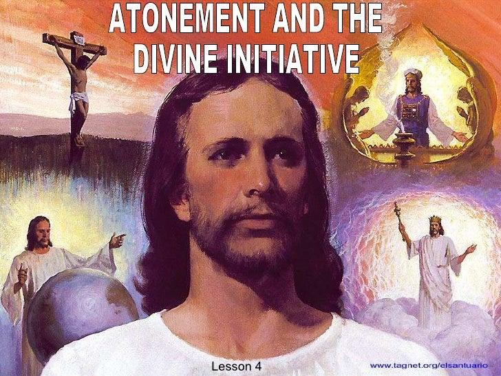 04 Atonement Divine Initiative -Eng