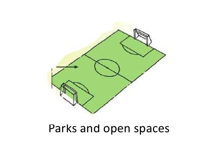 Parks and open spaces<br />