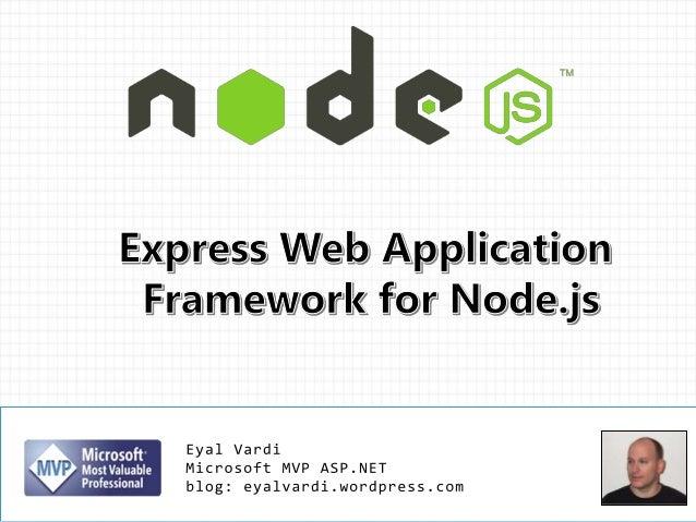 Node.js  Express