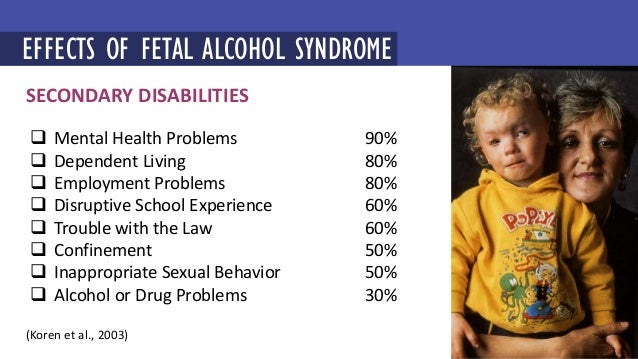persuasive speech about alcohol and fetal alcohol syndrome This is your child's brain on alcohol anthony bradshawmdashgetty images (when all of the disorders are present, in their most severe forms, we call it fetal alcohol syndrome) speech comes late.
