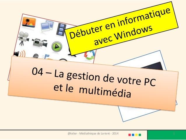 @telier - Médiathèque de Lorient - 2014 1