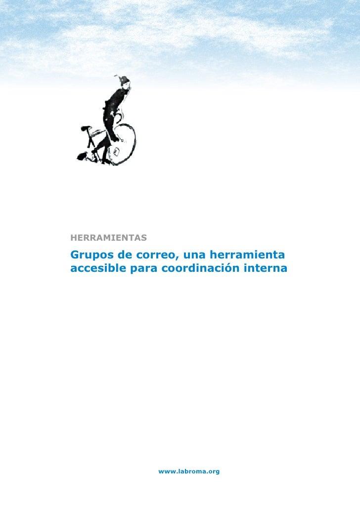 04 Grupos De Correo