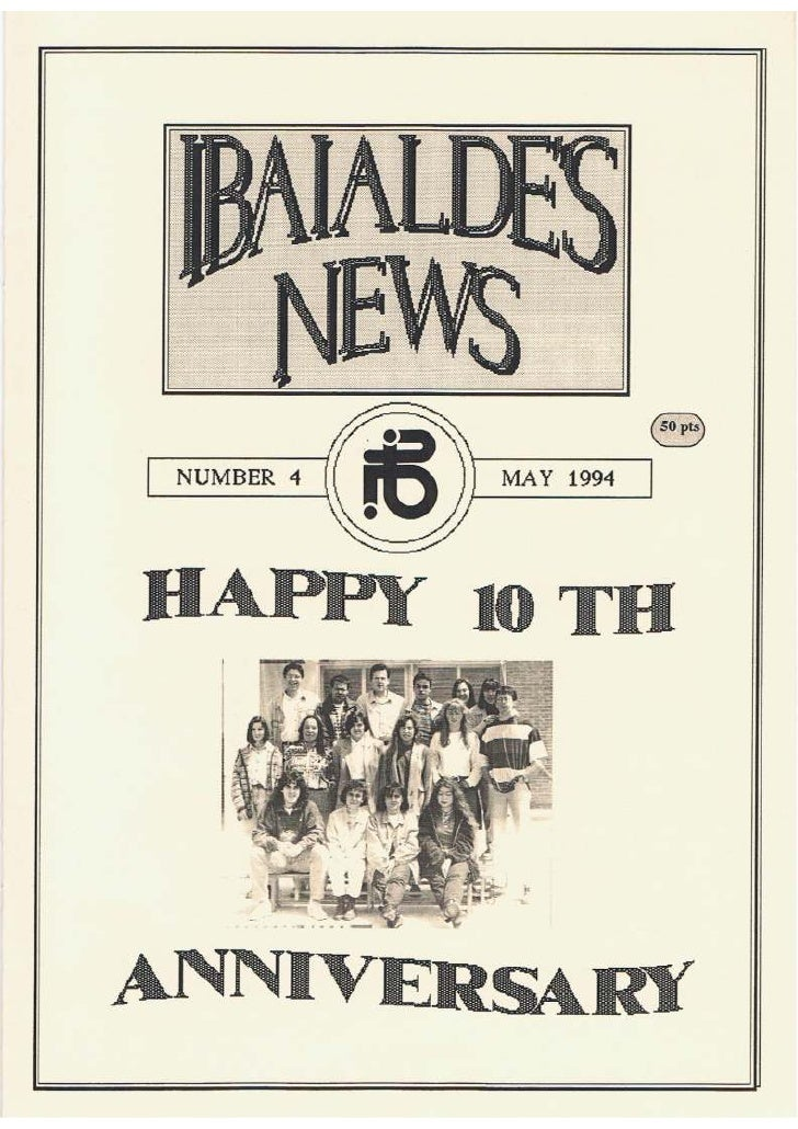 Ibaialde News 04
